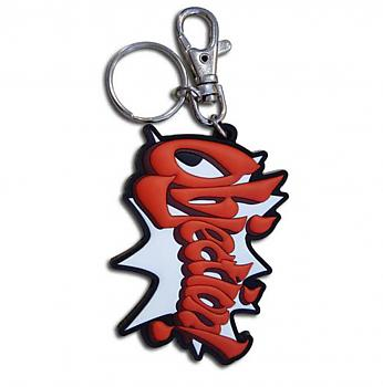 Ace Attorney Key Chain - Objection!