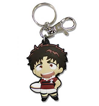 All Out!!! Key Chain - Gion