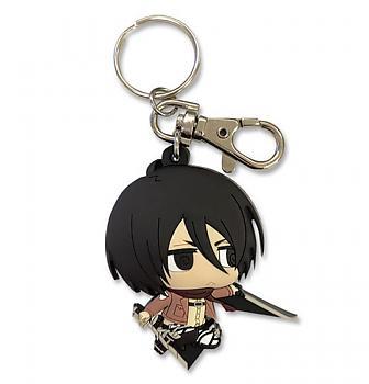 Attack on Titan S2 Key Chain - SD Mikasa