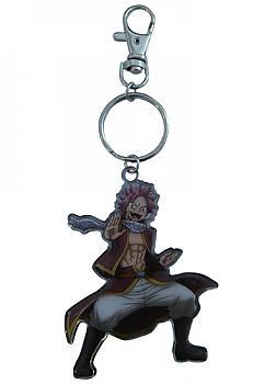 Fairy Tail Key Chain - Natsu Pose Metal