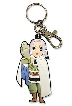 Heroic Legend of Arslan Key Chain - SD Arslan w/ Bird