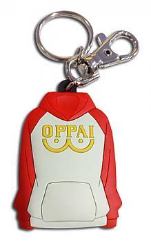 One-Punch Man Key Chain - Oppai Jacket
