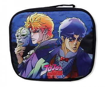 JoJo's Bizarre Adventure Lunch Bag - Jonathan & Dio