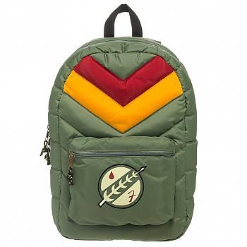 Star Wars Backpack - Boba Fett Puff