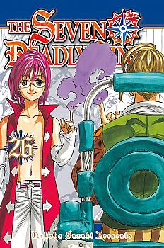 Seven Deadly Sins Manga Vol. 26