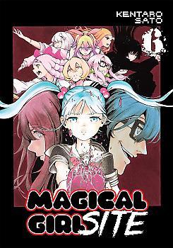 Magical Girl Site Manga Vol. 6