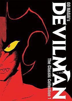 Devilman Manga: The Classic Collection Vol. 1