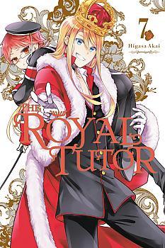 Royal Tutor Manga Vol. 7