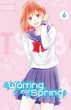 Waiting for Spring Manga Vol. 6
