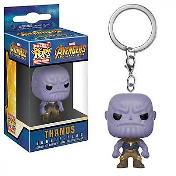 Avengers Infinity War Pocket POP! Key Chain - Thanos