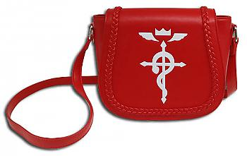 Fullmetal Alchemist Bag - Cross of Flamel Saddle