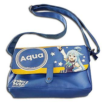 Konosuba Bag - Aqua Messenger