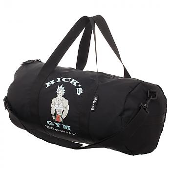 Rick and Morty Bag - Rick's Gym Packable Duffle