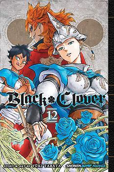Black Clover Manga Vol. 12