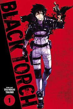 Black Torch Manga Vol. 1