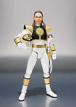 Power Rangers S.H.Figuarts Action Figure - White Ranger 2.0 (Limited Edition)