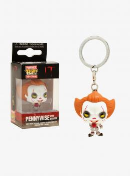 Stephen King's It Remake Pocket POP! Key Chain - Pennywise (Balloon)
