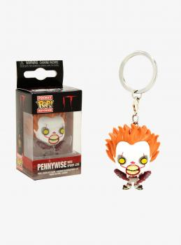 Stephen King's It Remake Pocket POP! Key Chain - Pennywise (Spider Legs)