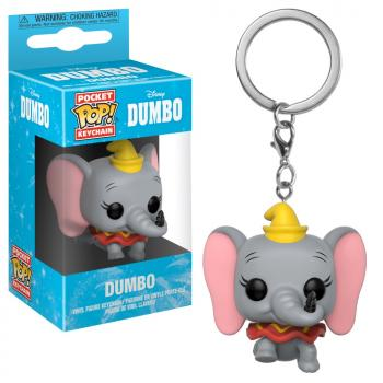 Dumbo Pocket POP! Key Chain - Dumbo (Disney)