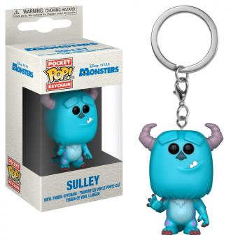 Monster's Inc. Pocket POP! Key Chain - Sulley (Disney)
