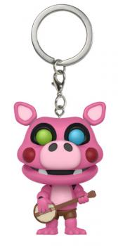 Five Nights at Freddy's Pocket POP! Key Chain - Pigpatch