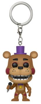 Five Nights at Freddy's Pocket POP! Key Chain - Rockstar Freddy