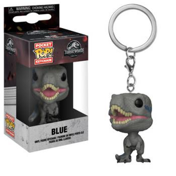 Jurassic World Pocket POP! Key Chain - Blue (Fallen Kingdom)