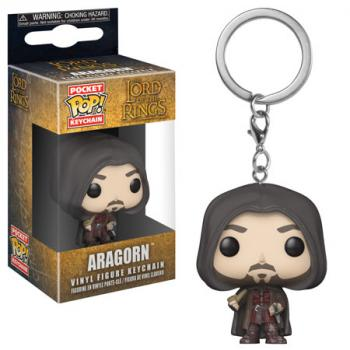 Lord of the Rings Pocket POP! Key Chain - Strider (Aragorn)