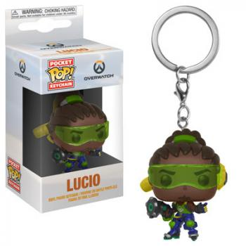 Overwatch Pocket POP! Key Chain - Lucio