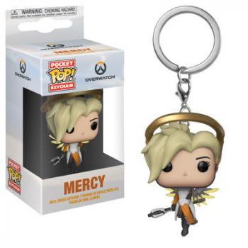 Overwatch Pocket POP! Key Chain - Mercy
