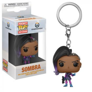 Overwatch Pocket POP! Key Chain - Sombra