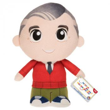 Mister Rogers Neighborhood SuperCute Plush - Mister Rogers