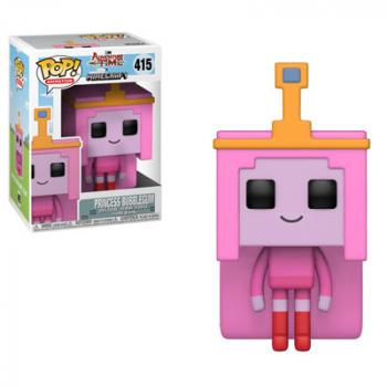 Adventure Time POP! Vinyl Figure - Princess Bubblegum Minecraft