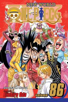One Piece Manga Vol. 86