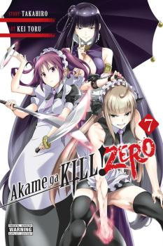 Akame ga KILL! ZERO Manga Vol. 7