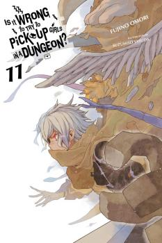 Is It Wrong to Try to Pick Up Girls in a Dungeon? Novel Vol. 11