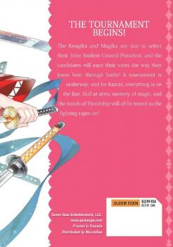 Magika Swordsman and Summoner Manga Vol. 9